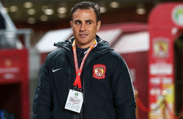 پایان کار کاناوارو در فوتبال چین