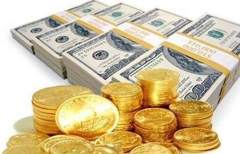 قیمت سکه، طلا و ارز 99.09.23