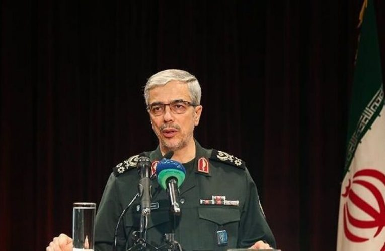 پیام تسلیت سرلشکر باقری به دبیر شورای عالی انقلاب فرهنگی