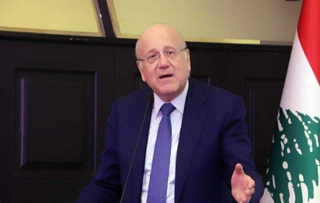 پارلمان لبنان به کابینه میقاتی رأی اعتماد داد