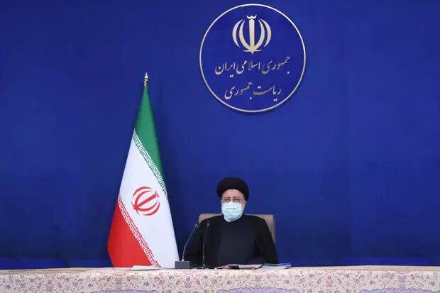 پیام تبریک جداگانه رئیس جمهور به امیر نصیرزاده و  امیر واحدی