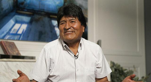 کودتا علیه من در بولیوی برای کسب ذخایر لیتیوم بود