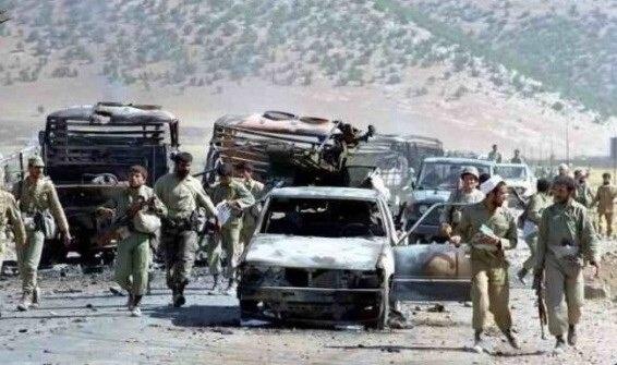 بیانیه ارتش جمهوری اسلامی در سالروز عملیات مرصاد