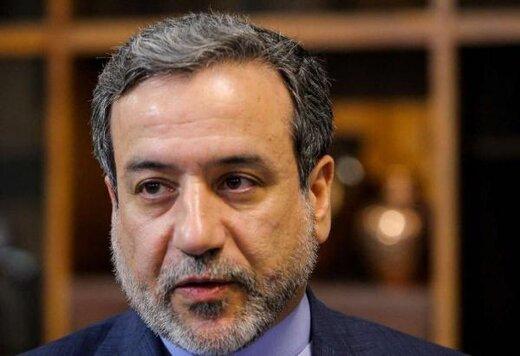 عراقچی: حق مسلم مردم ایران را تسلیم قلدریهای آمریکا نخواهیم کرد
