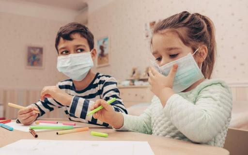 مردانی: ماسک برای کودکان زیر ۲ سال ممنوع است