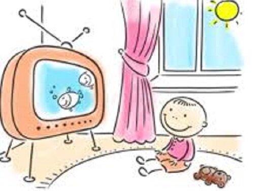 ۸۴ درصد بچههای ۴ تا ۵ ساله، بیننده برنامههای تلویزیون هستند