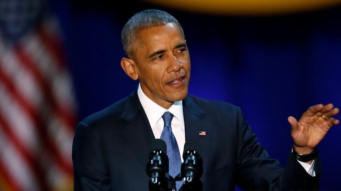 رئیس جمهور به ظاهر سیاهپوست! / فیلم