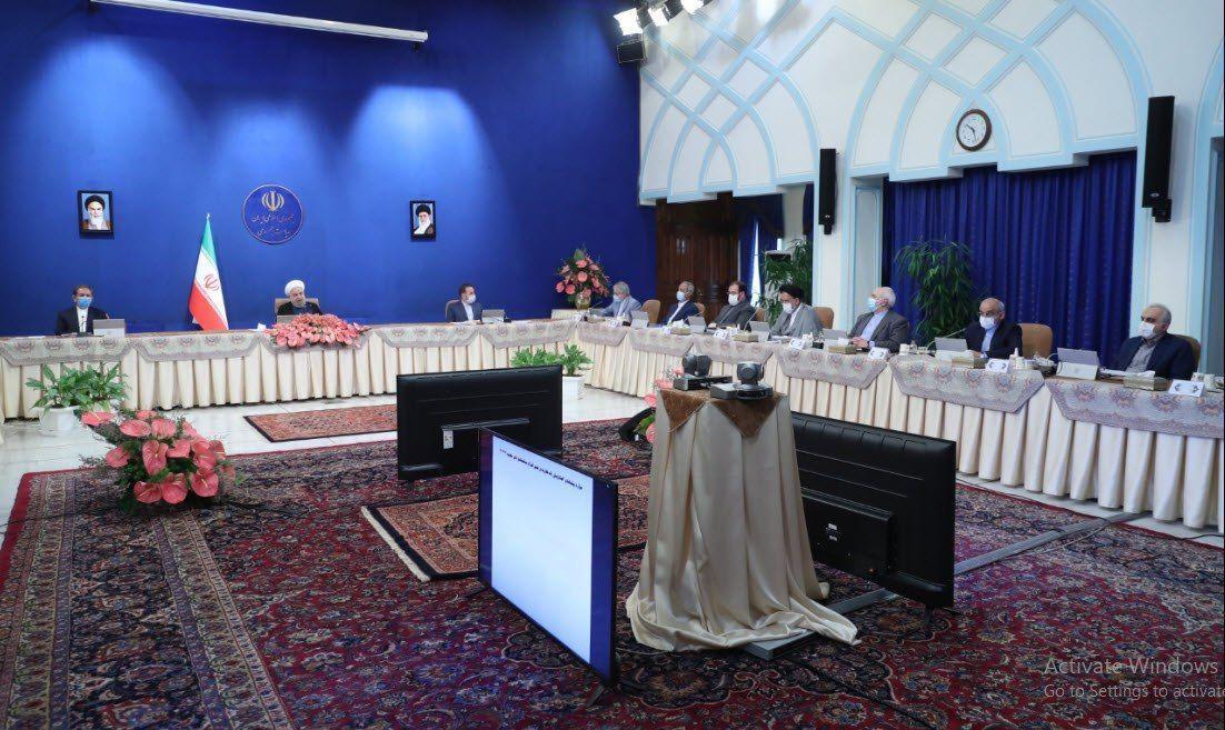 تشکر رئیس جمهور از مقام معظم رهبری و دستور تشکیل کارگروه ویژه رفع موانع تولید