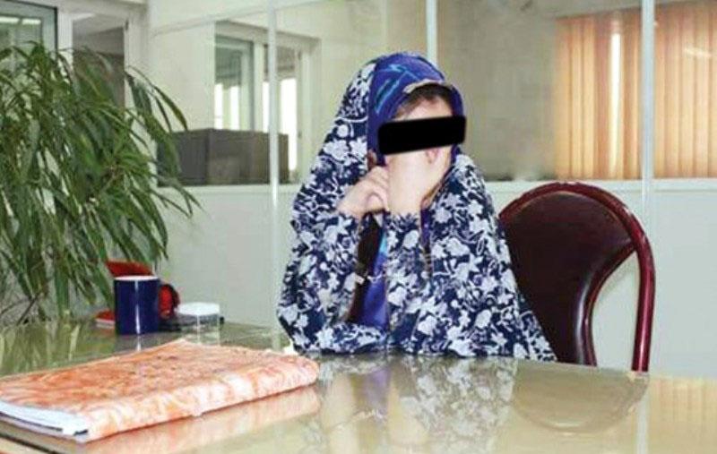 زن عصبانی، صاحبکار شوهرش را کور کرد