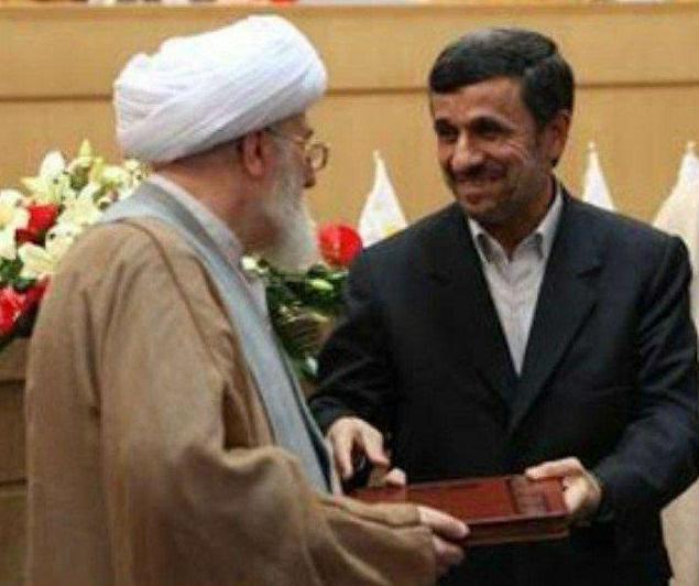 پیام تسلیت احمدینژاد به مناسبت درگذشت آیتالله تسخیری