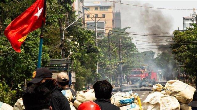 دست کم ۷۰۱ تن تاکنون در جریان اعتراضات میانمار کشته شدهاند