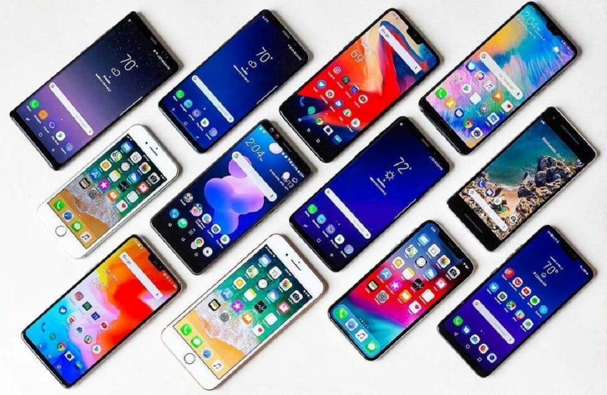 سهم برندها در لیست گوشی های وارداتی چقدر است؟ / میزان واردات گوشی موبایل در سال 99