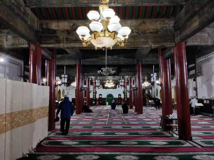 آغاز ماه رمضان برای مسلمانان پکن