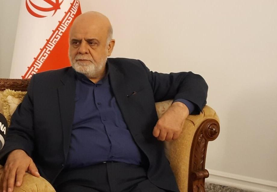 تهران با وساطت عراق برای تنشزدایی در منطقه موافق است