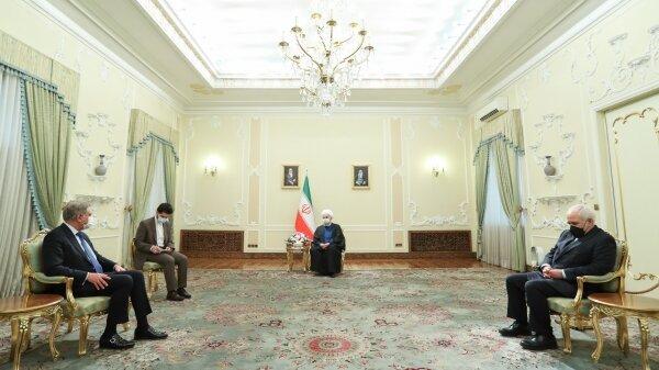 امنیت، دغدغه مشترک ۲ کشور ایران و پاکستان است