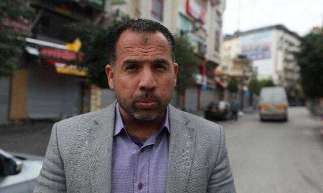 بازداشت روزنامه نگار فلسطینی توسط ارتش صهیونیستی