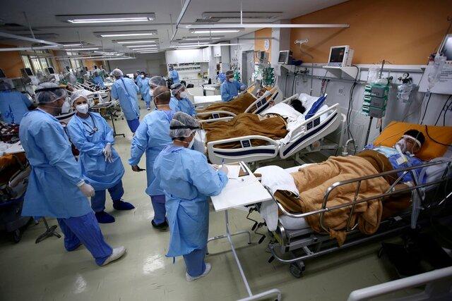 جدیدترین آمار مبتلایان و فوتی های کرونا در جهان