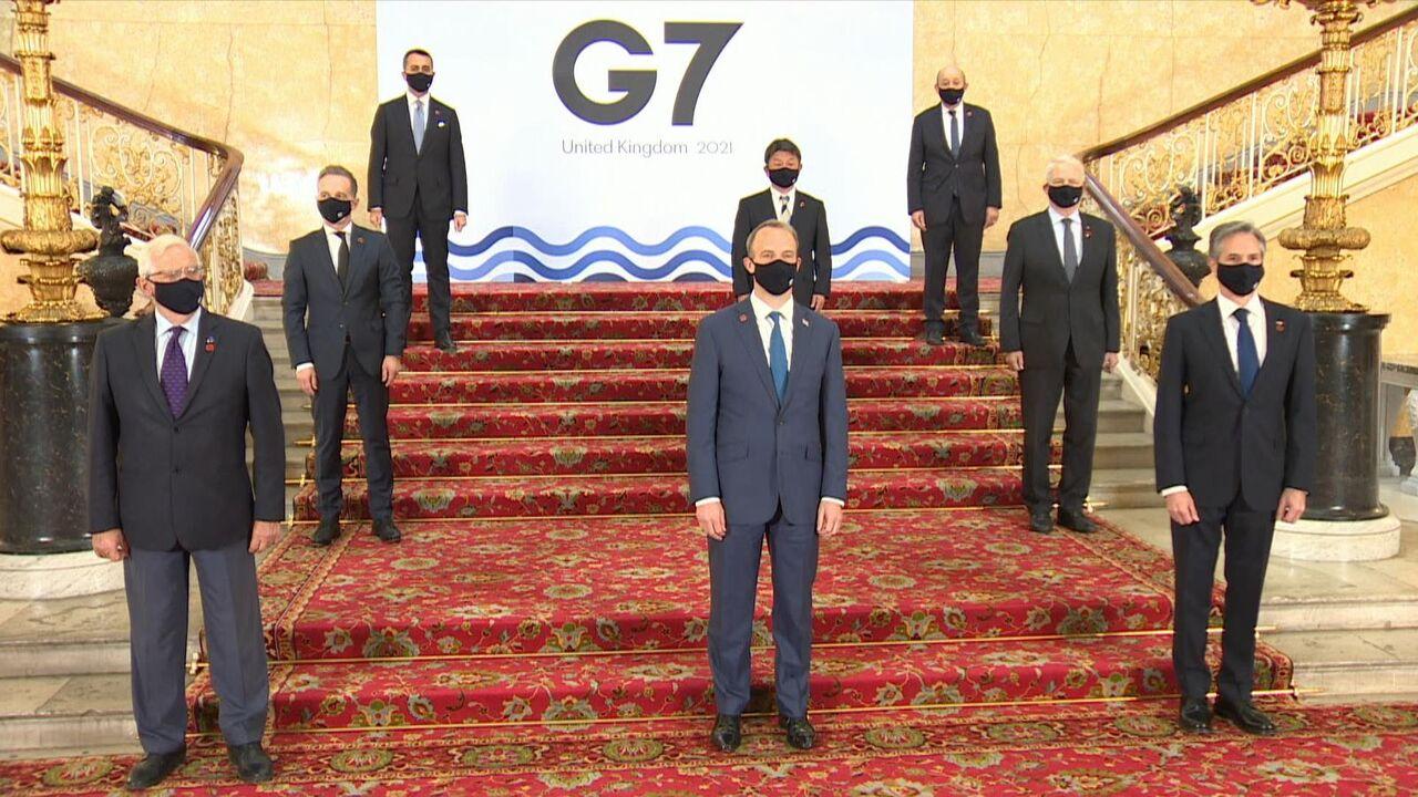 بیانیه وزرای خارجه گروه هفت: از مذاکرات برجام در وین استقبال میکنیم / از ایران می خواهیم که از گامهای جبرانی بیشتر پرهیز کند