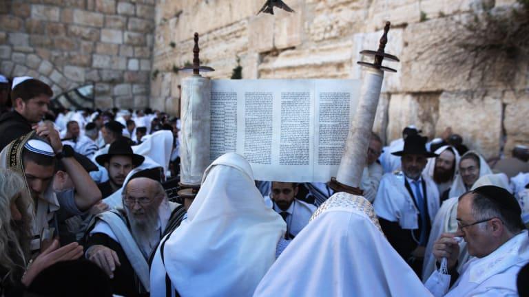 """اشتباه زبانی که باعث یک قرن جنگ در فلسطین شد/ آیا در تورات به """"ملت یهود"""" اشاره شده؟"""