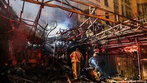 پرونده آتشسوزی کلینیک سینا اطهر؛ معاون شهردار تهران به انفصال از خدمات دولتی محکوم شد