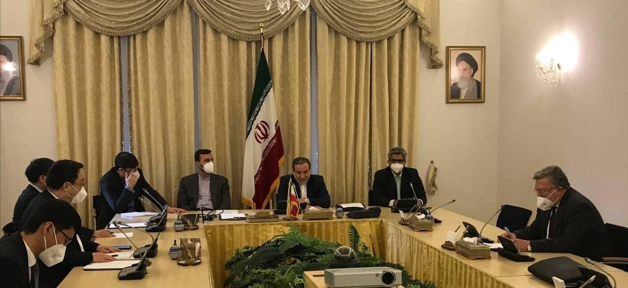 جلسه سهجانبه ایران، روسیه و چین در وین برگزار شد